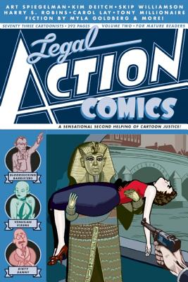 Image for Legal Action Comics Volume 2 (v. 2)