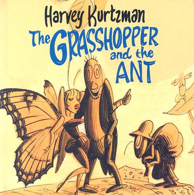 Image for The Grasshopper and the Ant