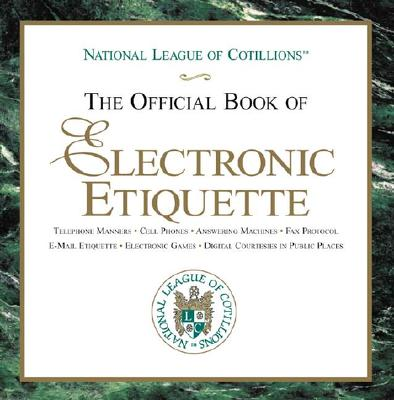 Image for The Official Book of Electronic Etiquette