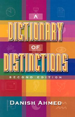 A Dictionary of Distinctions, Ahmed, Danish