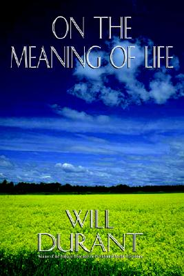 Image for On the Meaning of Life