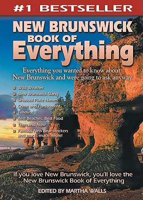 Image for New Brunswick Book of Everything