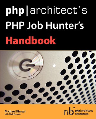 Image for php/architect's PHP Job Hunter's Handbook