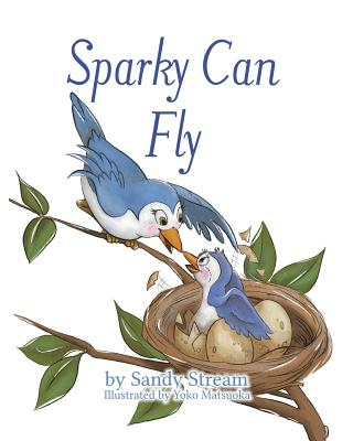 Sparky Can Fly (River Series), Stream, Sandy