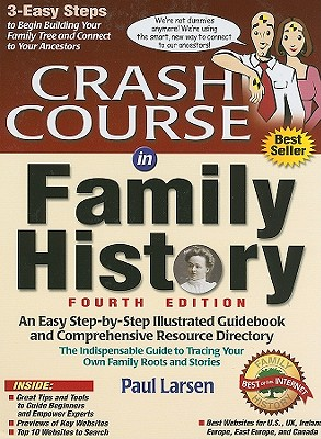 Image for Crash Course in Family History