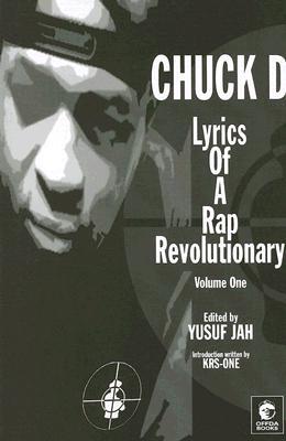 Image for CHUCK D: LYRICS OF A RAP REVOLUTIONARY