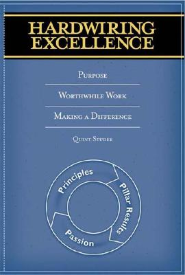 Image for Hardwiring Excellence: Purpose, Worthwhile Work, Making a Difference