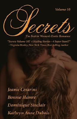 Image for Secrets : The Best in Womens Erotic Romance