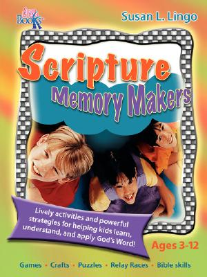 Scripture Memory Makers, Lingo, Susan L.