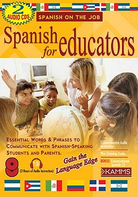 Image for Spanish for Educators (2 CD Set)