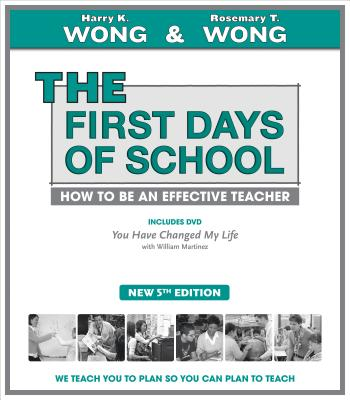 Image for THE First Days of School: How to Be an Effective Teacher (Book & DVD)