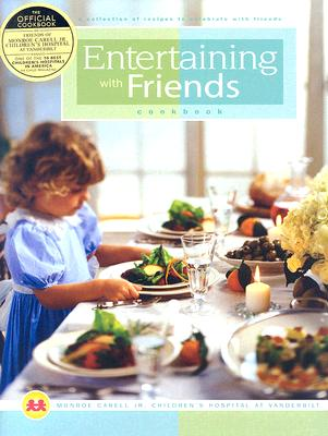 Image for Entertaining with Friends Cookbook