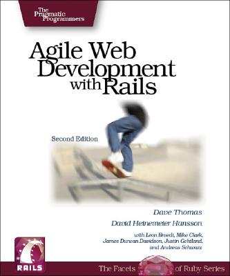 Image for Agile Web Development with Rails, 2nd Edition