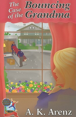 Image for The Case of the Bouncing Grandma (A Bouncing Grandma Mystery, Book 1)