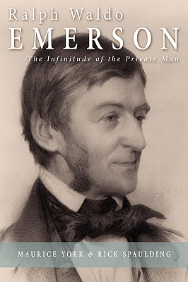 Image for Ralph Waldo Emerson: The Infinitude of the Private Man