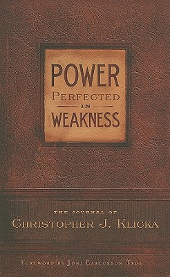 Image for Power Perfected in Weakness