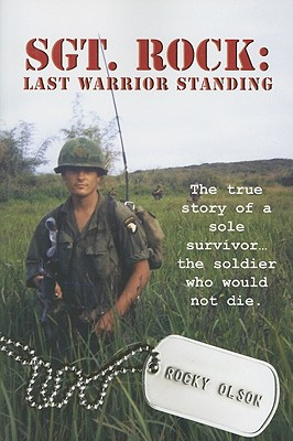 Sgt. Rock: Last Warrior Standing, Rocky Olson