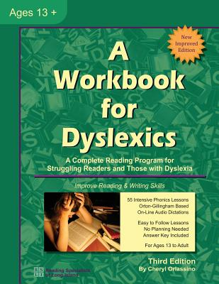 Image for A Workbook for Dyslexics, 3rd Edition