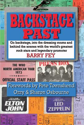 Image for Backstage Past