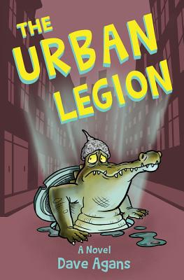 Image for The Urban Legion (The Urban Legion Trilogy)