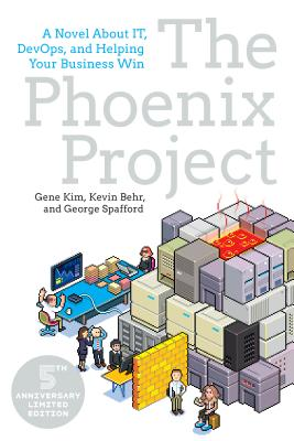 Image for The Phoenix Project  A Novel about IT, DevOps, and Helping Your Business Win
