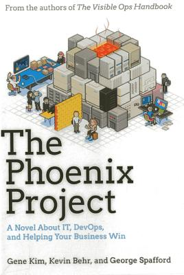 Image for The Phoenix Project: A Novel about IT, DevOps, and