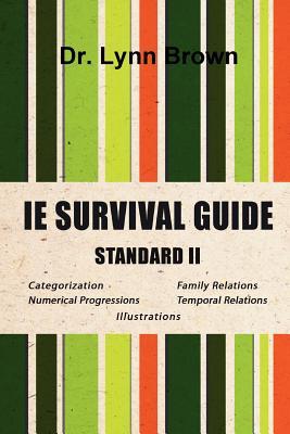 IE Survival Guide Standard II, Brown, Lynn