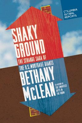 Image for SHAKY GROUND : THE STRANGE SAGA OF THE U