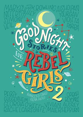 Image for 2 Good Night Stories for Rebel Girls