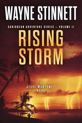 Image for Rising Storm: A Jesse McDermitt Novel (Caribbean Adventure Series) (Volume 11)