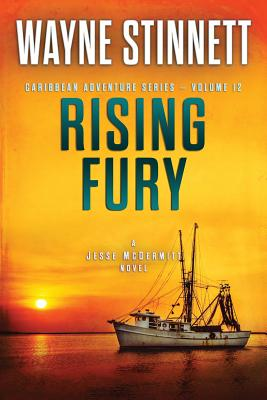 Image for Rising Fury: A Jesse McDermitt Novel (Caribbean Adventure Series) (Volume 12)