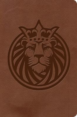 Image for KJV Kids Bible, Lion LeatherTouch