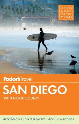 Image for Fodor's San Diego: with North County (Full-color Travel Guide)