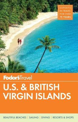 Image for Fodor's U.S. & British Virgin Islands (Full-color Travel Guide)