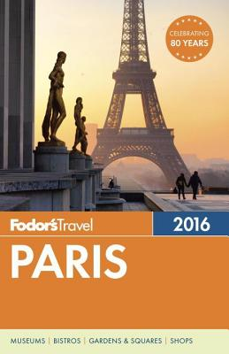 Image for Fodor's Travel Paris 2016