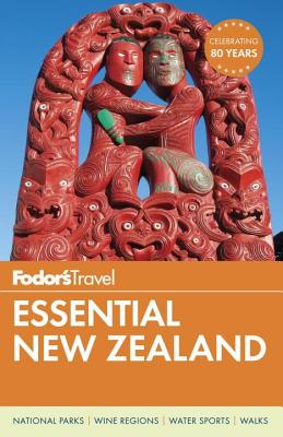 Image for Fodor's Essential New Zealand (Full-color Travel Guide)