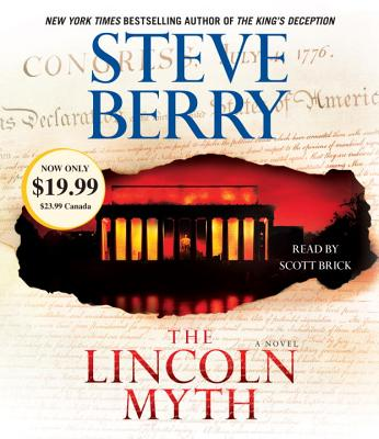 Image for The Lincoln Myth: A Novel (Cotton Malone)