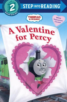 Image for A Valentine for Percy (Thomas & Friends) (Step into Reading)