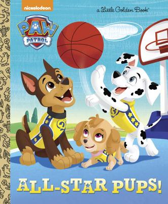 Image for All-Star Pups! (Paw Patrol) (Little Golden Book)