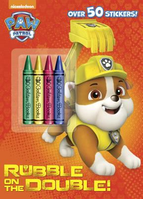 Rubble on the Double! (Paw Patrol), Golden Books
