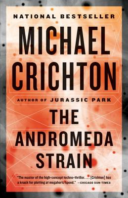 Image for ANDROMEDA STRAIN