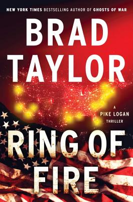 Image for Ring of Fire: A Pike Logan Thriller