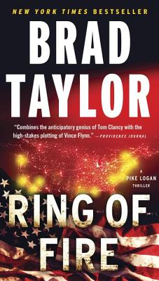 Image for Ring of Fire (A Pike Logan Thriller)