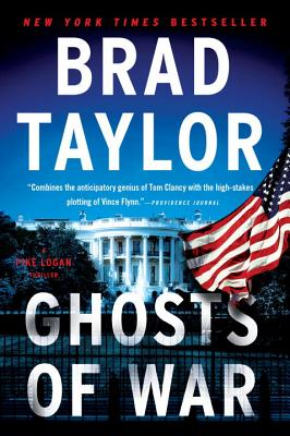 Image for Ghosts of War: A Pike Logan Thriller
