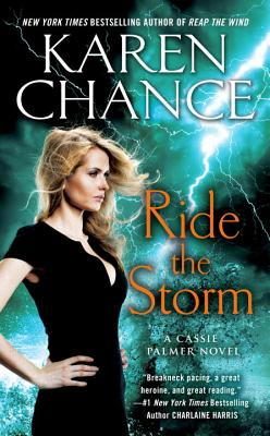 Image for RIDE THE STORM A CASSIE PALMER NOVEL