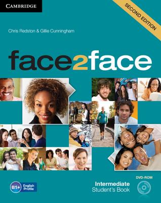 Image for Face2face Intermediate Student's Book with DVD-ROM 2nd Edition