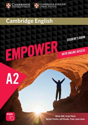 Image for Cambridge English Empower Elementary Student's Book with Online Assessment and Practice, and Online Workbook