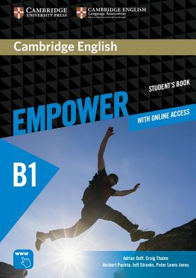 Image for Cambridge English Empower Pre-intermediate Student's Book with Online Assessment and Practice, and Online Workbook