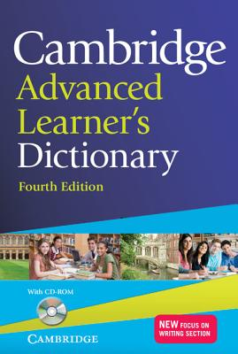 Image for Cambridge Advanced Learner's Dictionary with CD-ROM