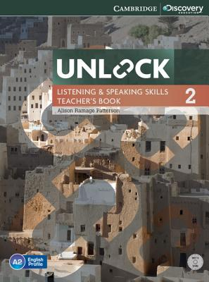 Image for Unlock Level 2 Listening and Speaking Skills: Teacher's Book with DVD